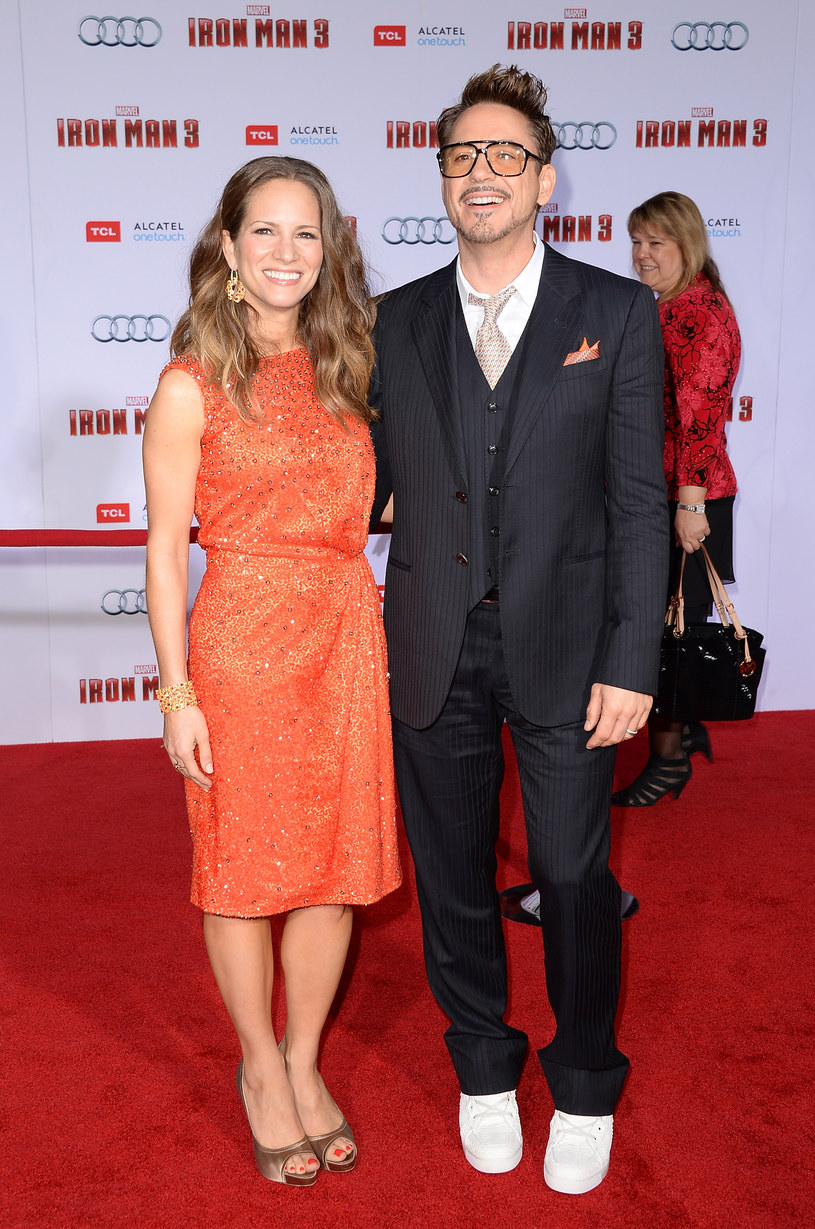 Robert Downey Jr. i Susan Downey /Getty Images/Flash Press Media