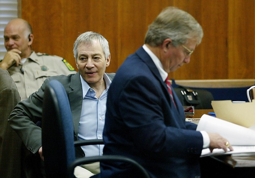 Robert Durst /AFP