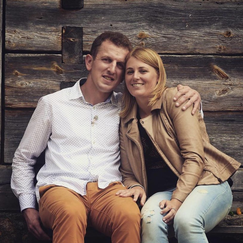 Robert i Agnieszka - będą szczęśliwi? /Facebook