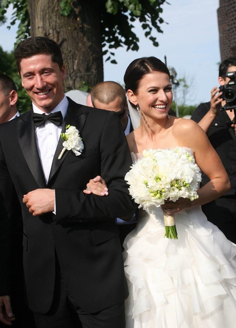 Robert i Anna Lewandowscy po narodzinach córki rzadko pojawiają się publicznie /East News
