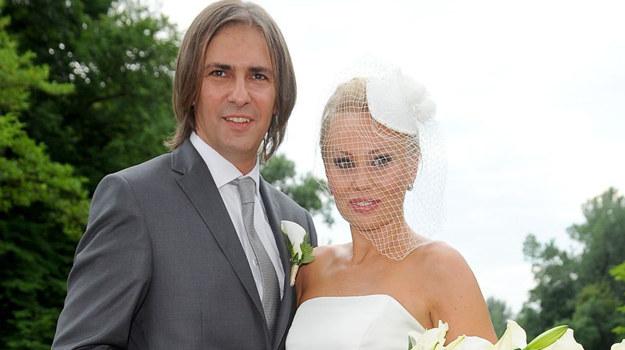 Robert Korzeniewski i Monika Jarosińska /fot  /Agencja W. Impact
