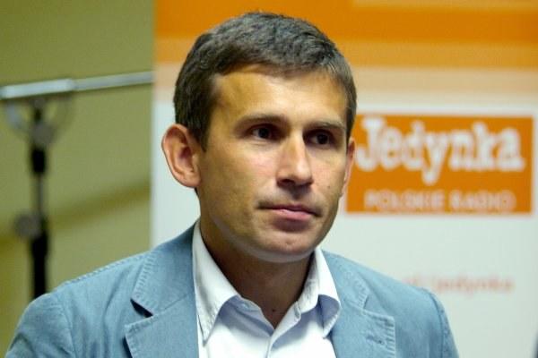 Robert Korzeniowski, szef sportu TVP, wierzy w sukces nowego przedsięwzięcia/fot. Krzysztof Mikulski /Agencja Przegląd Sportowy
