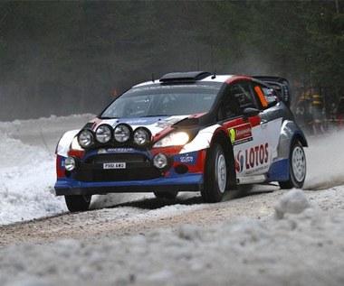 Robert Kubica 11. w Szwecji. Na razie!
