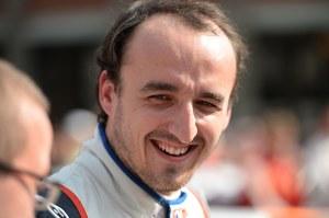 Robert Kubica będzie znów jeździł bolidem F1