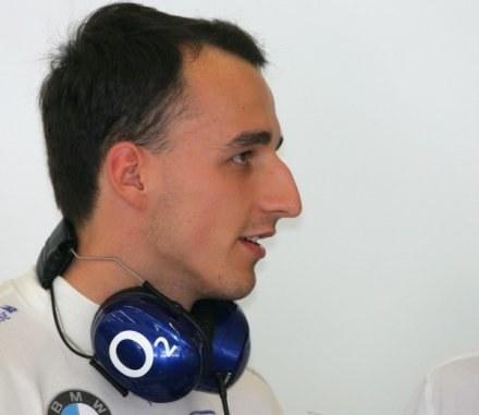 Robert Kubica dorastał do profesjalnego sportu we Włoszech /AFP