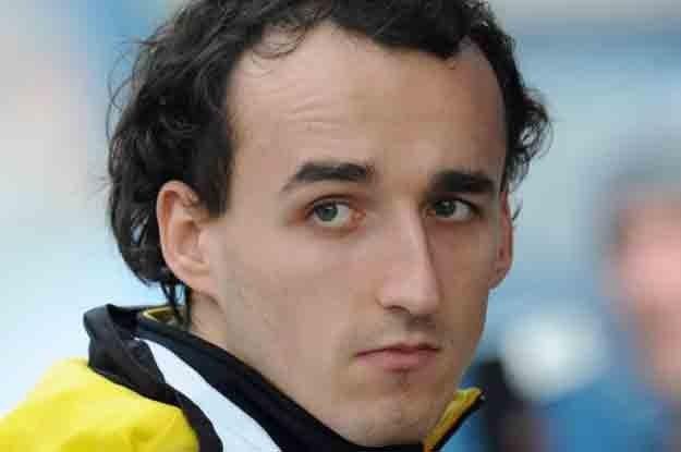 Robert Kubica nie wystartował /
