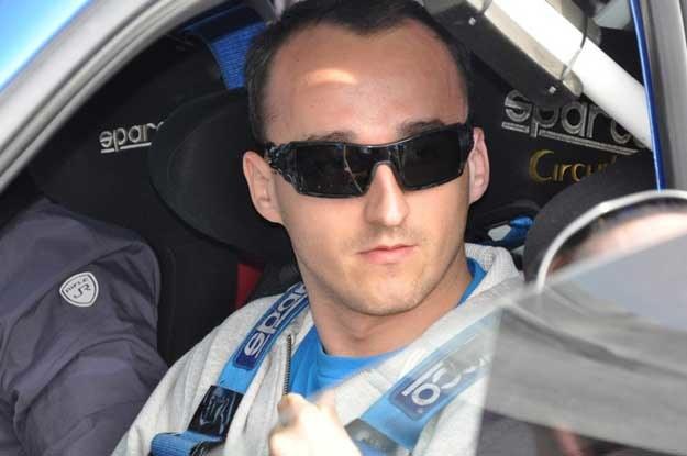 Robert Kubica w rajdzie Rally Citta di Bassano. Zdjęcia Cavion/Bassanorally /