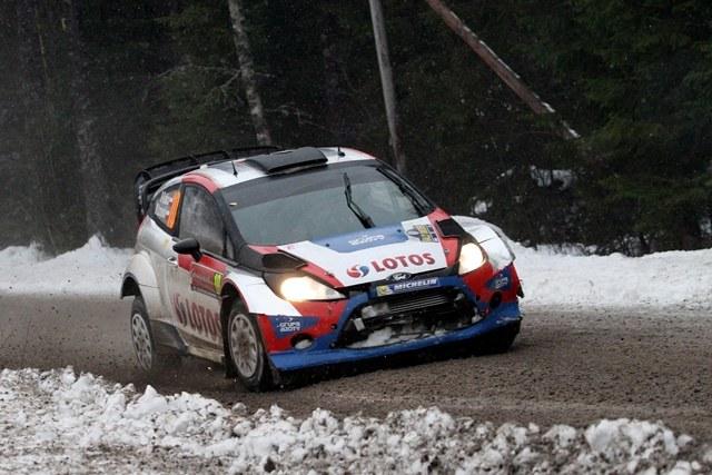 Robert Kubica /Marek Wicher    /PAP