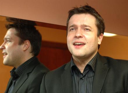 """Robert Kudelski w """"Na Wspólnej"""" gra Michała, fot.M.Ulatowski /MWMedia"""