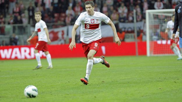 Robert Lewandowski jest teraz wyceniany na 25 milionów euro /fot  /AKPA