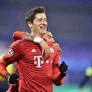 Robert Lewandowski w pogoni za snajperem Borussii Dortmund