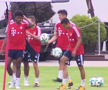 Robert Lewandowski wrócił do treningów z Bayernem