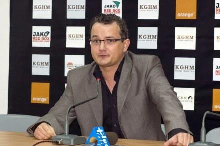 Robert Pietryszyn, fot: Krystyna Paczkowska /Agencja Przegląd Sportowy