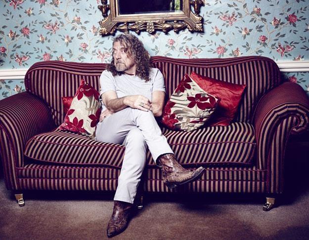 Robert Plant /materiały prasowe