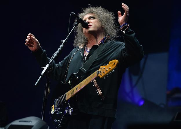 Robert Smith: Wszystkie rybki śpią w jeziorze… fot. Theo Wargo /Getty Images/Flash Press Media