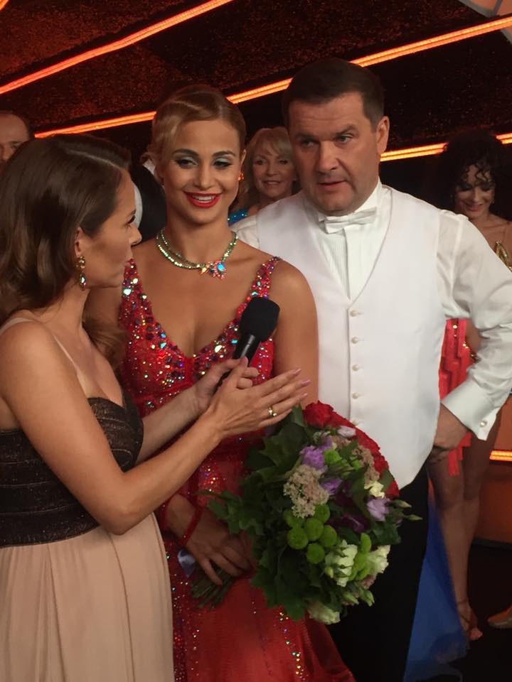 Robert Wabich i Hanna Żudziewicz znaleźli się w czołówce /Facebook