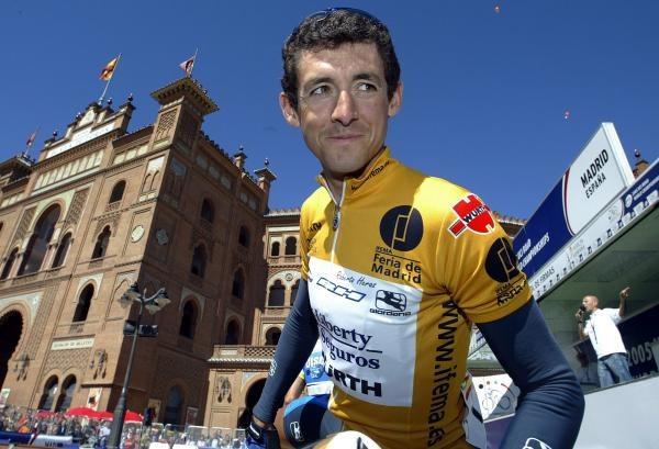 Roberto Heras został surowo ukarany za stosowanie dopingu /AFP