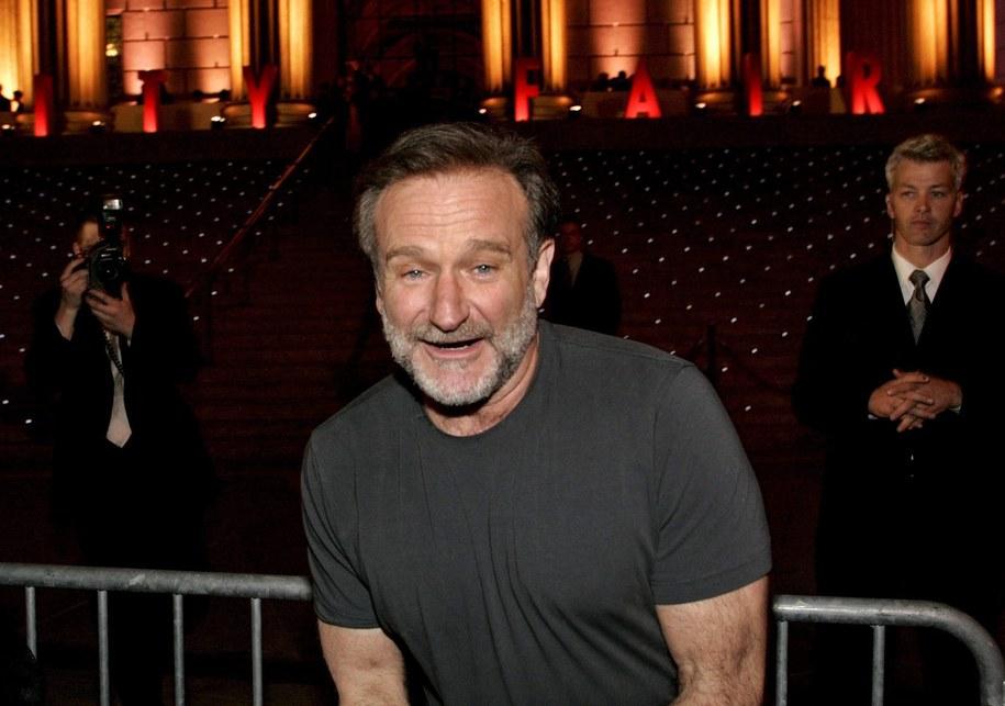 Robin Williams /Peter Foley /PAP/EPA