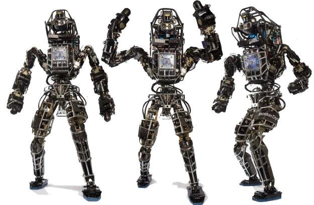 Robot Atlas /materiały prasowe