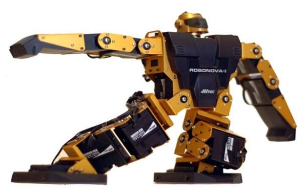 Robot człekokształtny /materiały prasowe