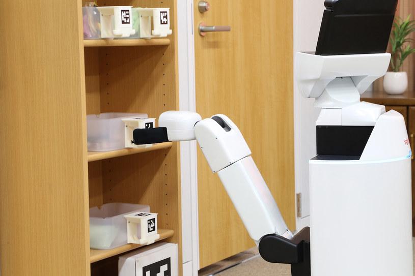 Robot HSR pomoże i osobom chorym, i starszym /materiały prasowe