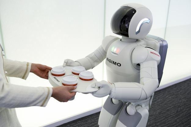 Robot - najlepszy przyjaciel człowieka? /materiały prasowe
