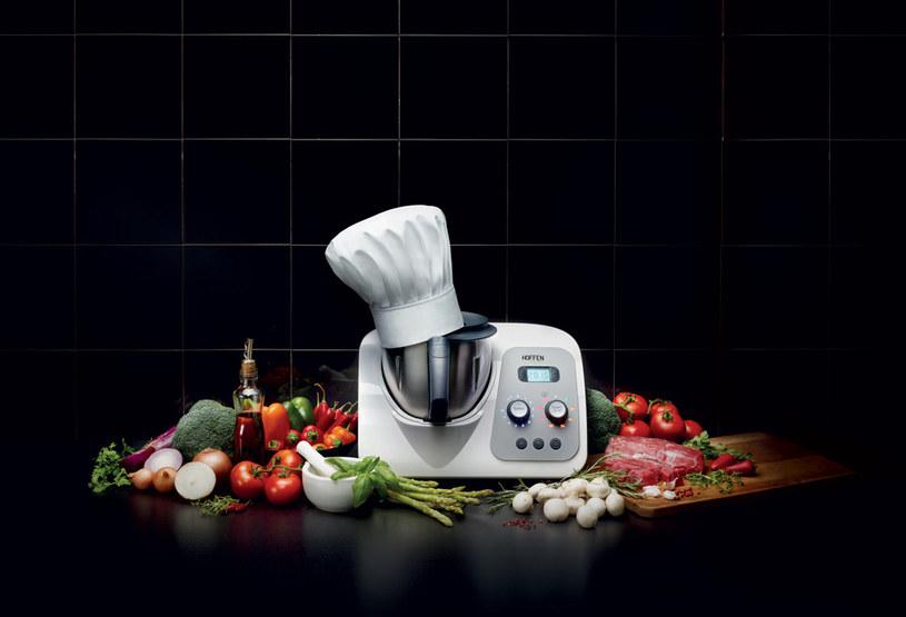 Robot wielofunkcyjny HOFFEN Chef Express - materiały prasowe BIEDRONKA /materiały prasowe