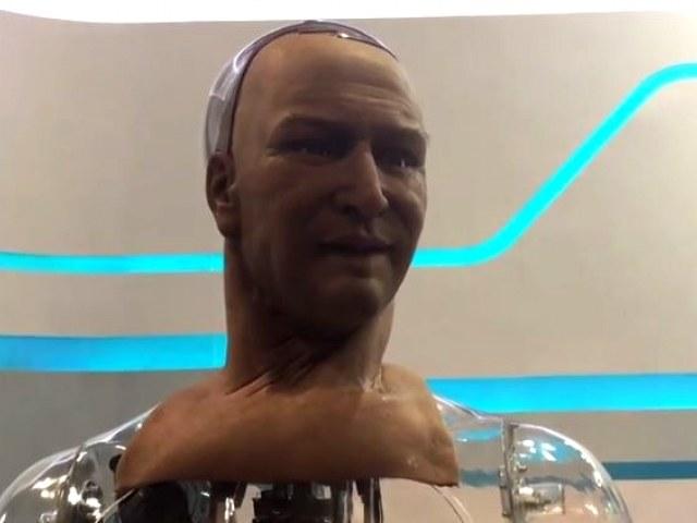 Roboty firmy Hanson Robotics wyglądają naprawdę realistycznie /YouTube