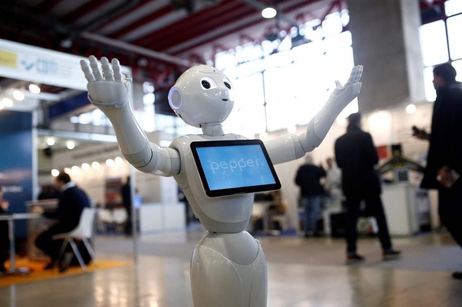 Roboty odbiorą nam prace? Nie chcą urlopu, nie idą na L4 /AA/ABACA /PAP/EPA