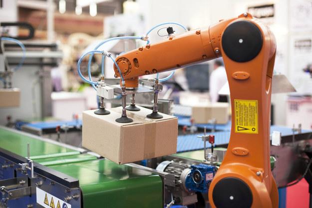 Roboty pozbawią nas pracy? /123RF/PICSEL