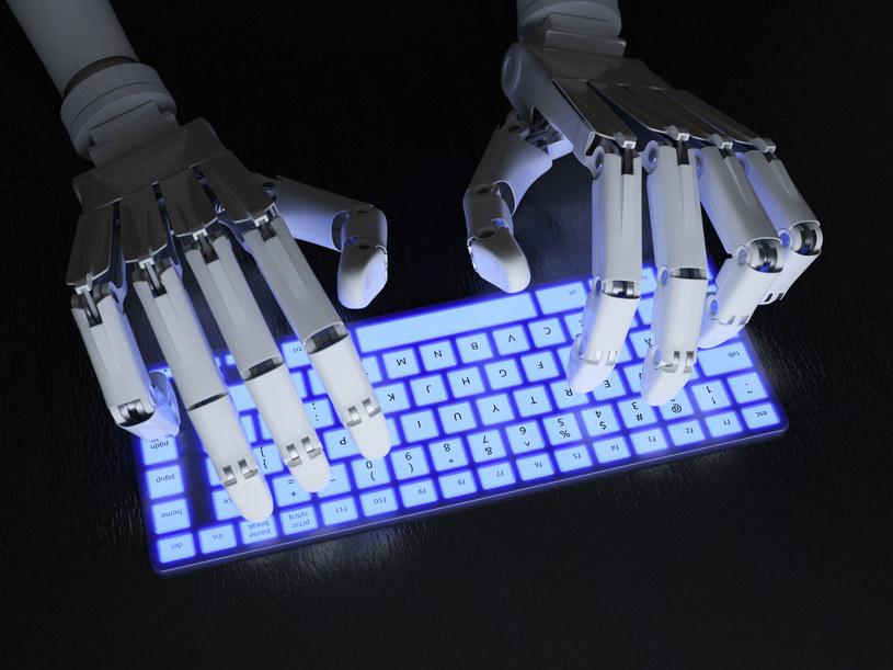 Roboty rozwiążą problemy rynku pracy? /123RF/PICSEL