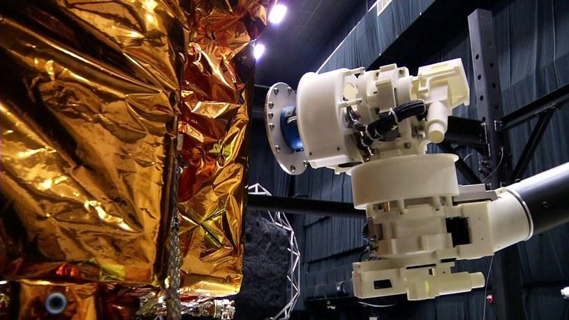 Robotyczne ramię Restore-L /NASA