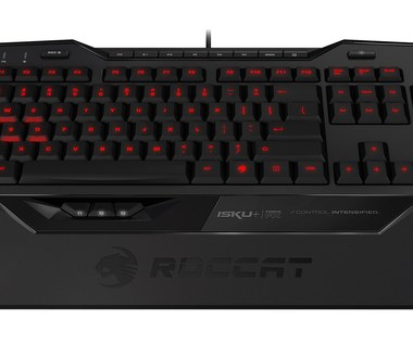 Roccat Isku+ Force FX - test