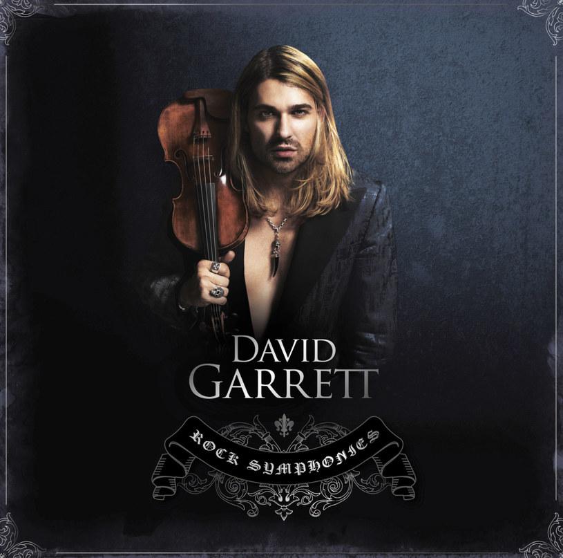 """Rock Symphonies"" Davida Garretta  /materiały prasowe"