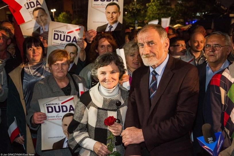 Rodzice Andrzeja Dudy /Jan Graczyński /East News