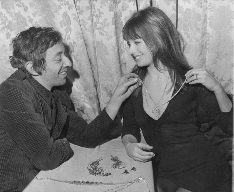 Rodzice Charlotte Gainsbourg, czyli Serge Gainsbourg oraz Jane Birkin /Keystone /Getty Images