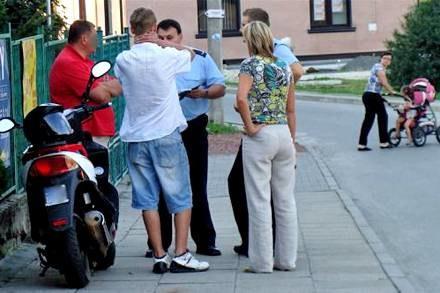 Rodzice Patryka S. są wstrząśnięci napaścią na syna/fot. Dorota Kochman /Gazeta Codzienna