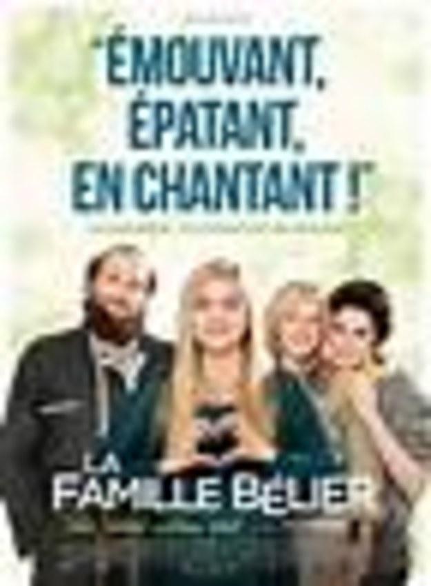 « Rodzina Bélier » czyli film 5 razy nominowany do dzisiejszych César'ów orazd diety cd.