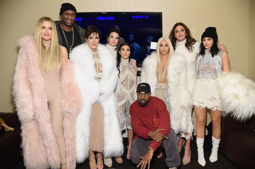 Rodzina Kardashianów /Jamie McCarthy /Getty Images