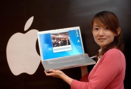 Rodzina MacBook dołączyła do 'ratalnych' notebooków /AFP