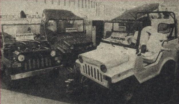 """Rodzina włoskich """"diabełków"""", czyli mikromotoryzacja na małych kółkach. Moc tych pojazdów nie przekracza 13 kW. /Motor"""