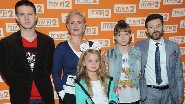 Rodzinka Polaków w komplecie /fot  /Agencja W. Impact