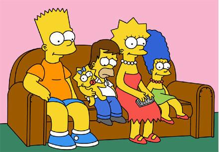 Rodzinka Simpsonów /