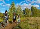 Rodzinna wyprawa rowerowa - 4 super trasy!