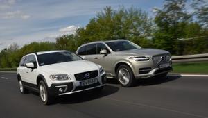 Rodzinny SUV czy terenowe kombi - Volvo XC90 i XC70