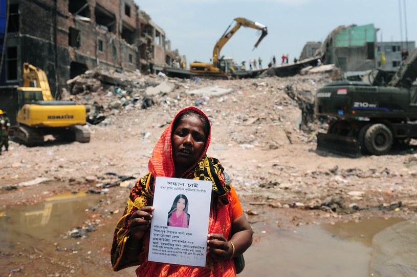 Rodziny zaginionych nadal mają nadzieję na odnalezienie krewnych /AFP