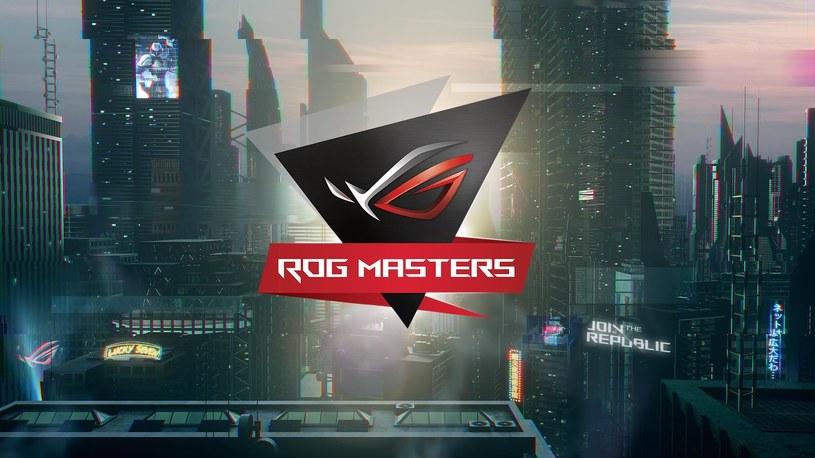 ROG Masters /materiały prasowe