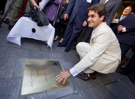Roger Federer zarobił najwięcej /AFP