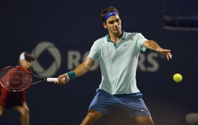 Roger Federer /PAP/EPA/WARREN TODA /PAP/EPA
