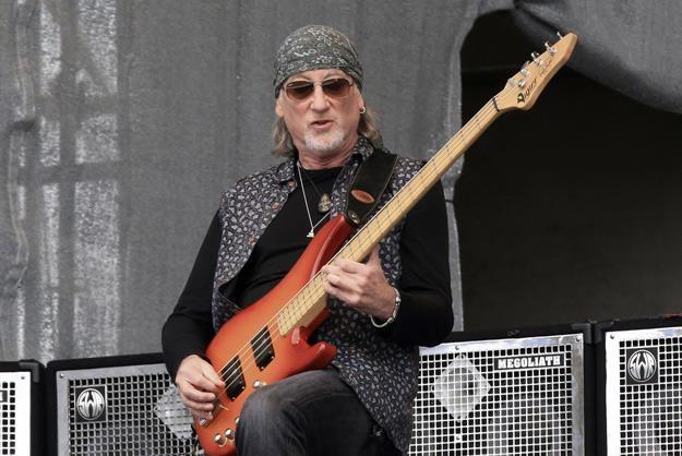 Roger Glover z Deep Purple - fot. Daniel Liebl /Getty Images/Flash Press Media